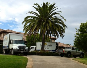 Gold Coast Flood Restorations San Diego Water Damage Trucks